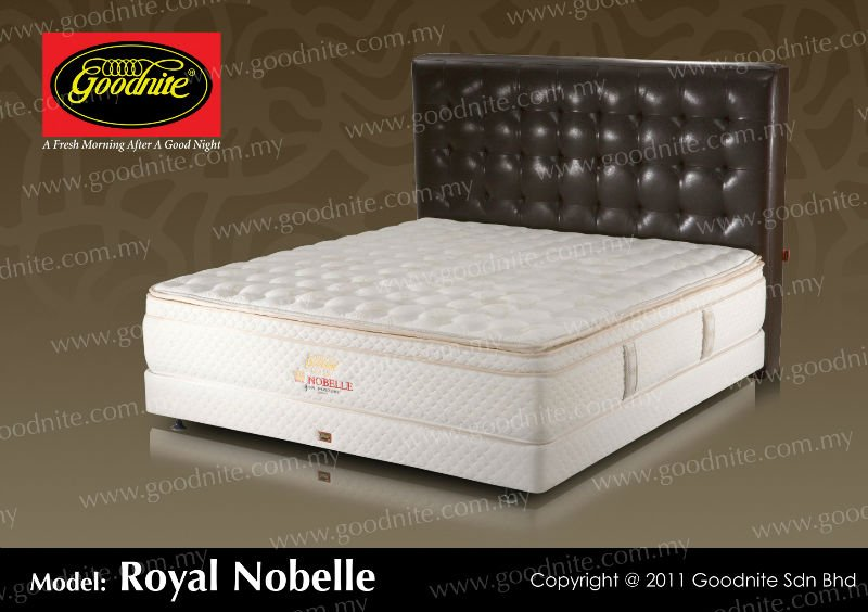 Royal Nobelle Pocket Spring Mattress