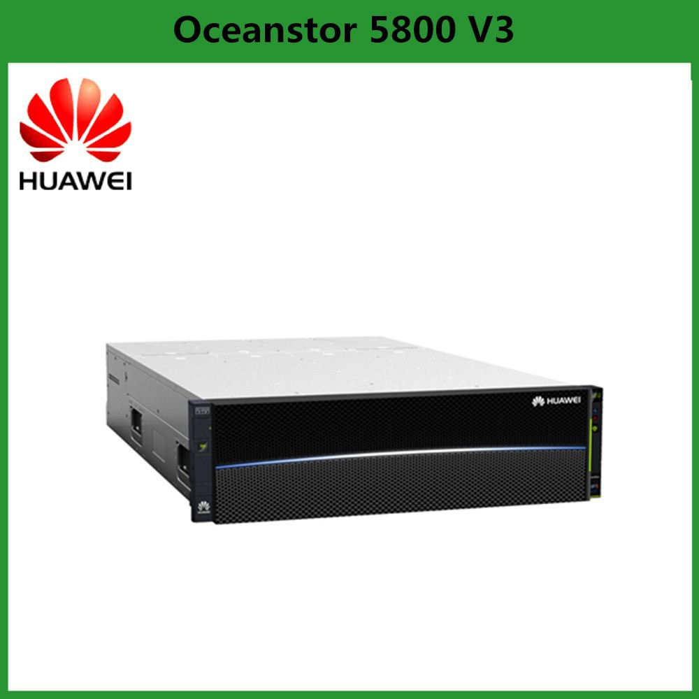 Huawei Oceanstor 5800V3 Cloud Architeture-Oriented Operating Storage System