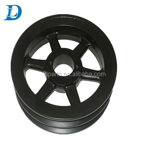 Custom Wholesale Grey Cast Iron V Belt Pulley Price