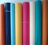 High Quality and Best price Non woven polyester felt/100% polyester printed non woven fabric from china factory