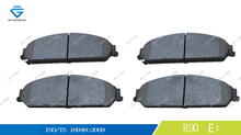 Top rated car front brake pad D1058 05137666AA,68147681AA
