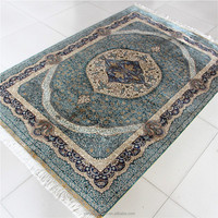 Classic Iranian style kinds of Nain and Tabriz persian carpet in China factory