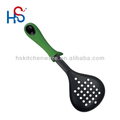 Nylon utensil skimmer-Green color 1277A -02