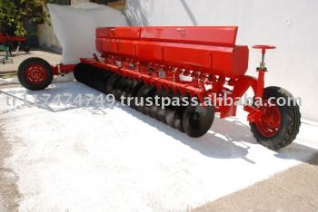 LEVEL DISC HARROW