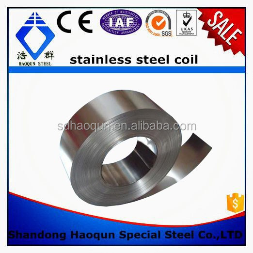 long term export high quality 317 stainless steel coil