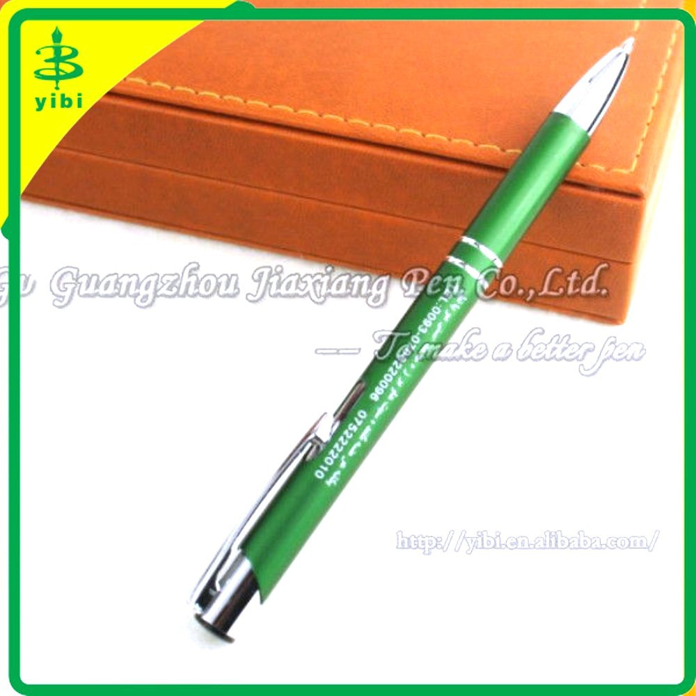 JDB-Y1 fashion gift cheap pens and pencils set for promotion