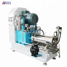 30L horizontal aritight sand mill for dye ink