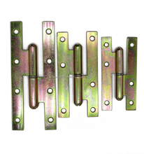 Stainless steel lifting type H hinge for metal and wooden door