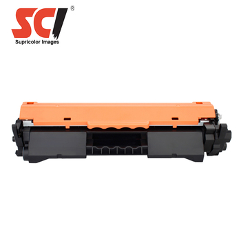Supricolor 17a cf217 compatible toner cartridge cf217a for hp laserjet pro m102w m130fn