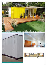 Beautiful luxury container house / container hotel