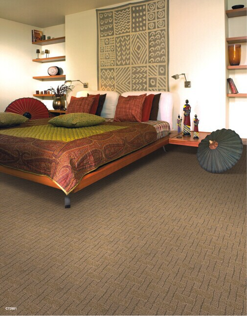 2014 Leisure style durable polypropylene carpet was made by 100% polypropylene for house,hotel,office,commercial and etc