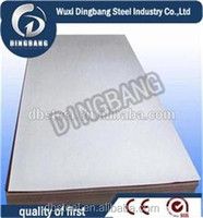 import from china 410 no.1 finish stainless steel sheet hot rolled golden supplier