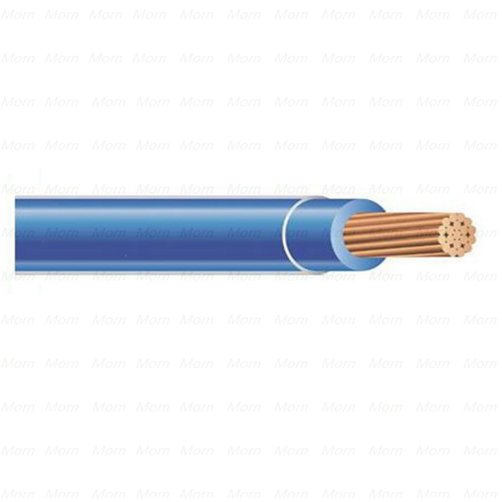 UL83 THWN Cable 600V Copper Conductor PVC Insulation Nylon Jacket Sunlight Resistant Flame Retardant Building Wire