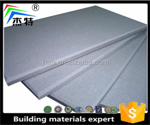 Fireproof interior wall siding Fireproof fiber cement board