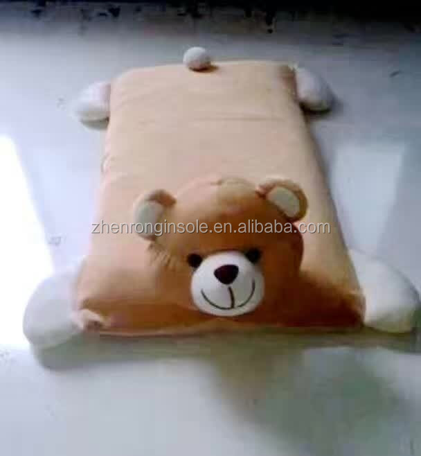 natural latex foam wholesale microbead animal pillows for kid