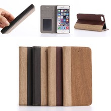 Wooden Pattern Leather Wallet Case for iphone 7,Case for IPhone 7,for IPhone 7 Covers