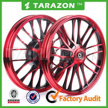stunning China made CNC aluminum alloy spoke wheels for yamaha bws scooter parts