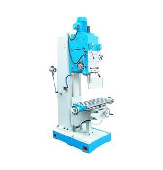 Z5140B-1 TTMC vertical drilling and milling machine China Manufacture and Exporter TTMC
