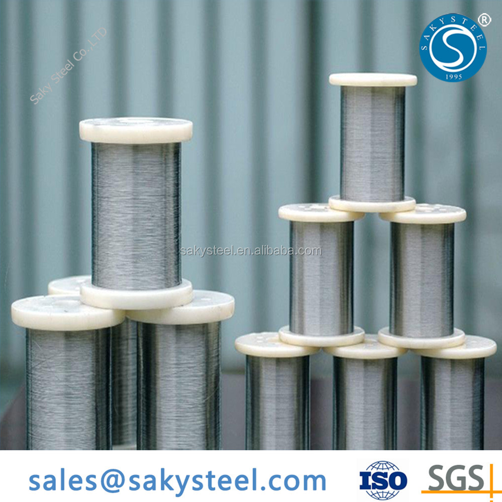 Ss 304 Stainless Steel Soft Wire 0.18mm - Buy Stainless Steel Soft ...
