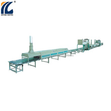 A full set of shoe making equipment\shoe production line