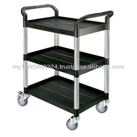 Plastic Standard Multi-Function Service Cart