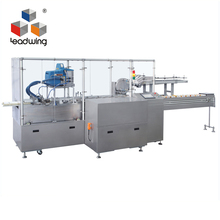 Sami-Automatic Euro slot reciprocating pillow packing machine factory