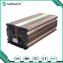 MINGCH Alibaba Supplier 12V 220V 5000W Single Phase Pure Sine Wave Inverter