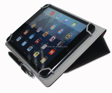 Hot selling 8 inch tablet pc leather case for ipad mini
