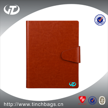 China factory offer promotional spiral notebook with colored paper/office notebook