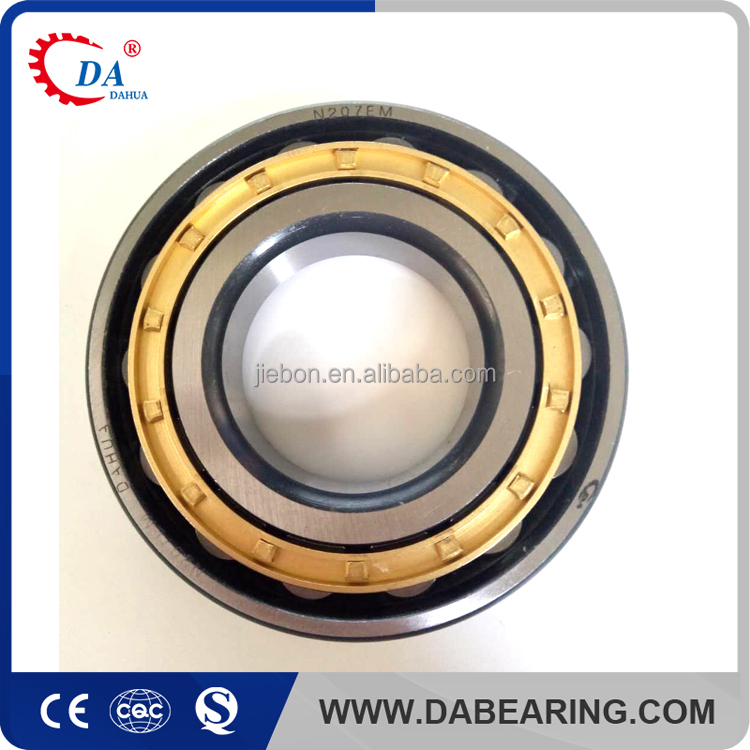 cylindrical roller bearing NF1015EM with cylindrical roller bearing radial clearance and single row