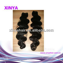 "Latest 22"" natural color body wavy Brazilian virgin buy human hair online/cheap weave hair"