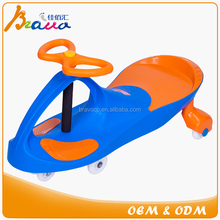 EN71-Part123 High Quality Flash Wheels Baby Wiggle car