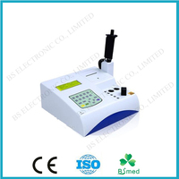 BS0630 Portable blood electro coagulation machine price with 1 channel