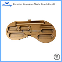 Cosmetic compact box / Powder box plastic injection mold