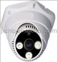 3pcs Array LED 720P 1MP Indoor Color Dome AHD Camera