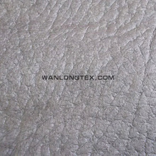 embossed kniting suede bonded with fleece fabric for sofa