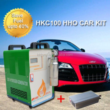 HHO car system fuel saving device hydrogen power generator