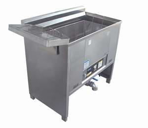 stainless steel Kfc Chicken Frying Machine / commercial deep fryer frying machine electric chicken fryer machine