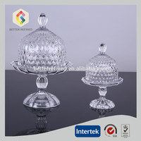 Wholesale Glass Dome For Wedding Cake Stand