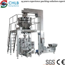Automatic beans grains packing machine