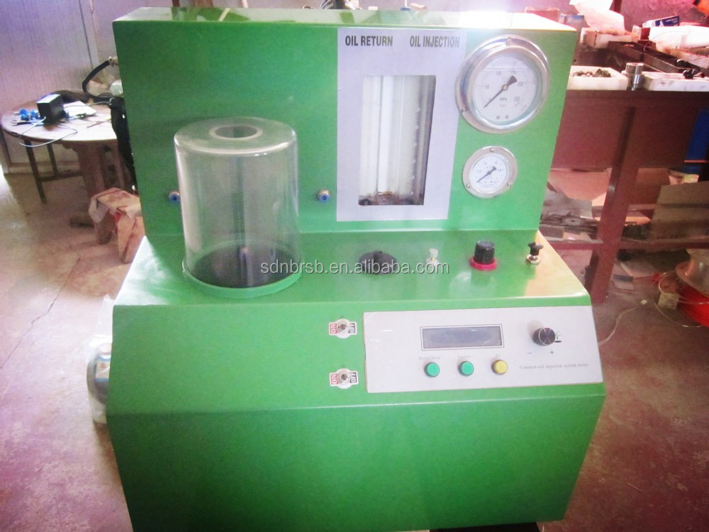 PQ1000 common rail solenoid valve injector tester