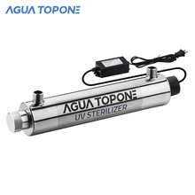 Agua topone uv lamp drinking water sterilizer system