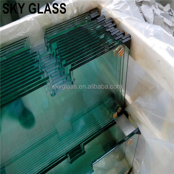 4mm 5mm 6mm 8mm 10mm 12mm Cut Size Toughened Glass Price Per m2