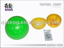 football toy candy