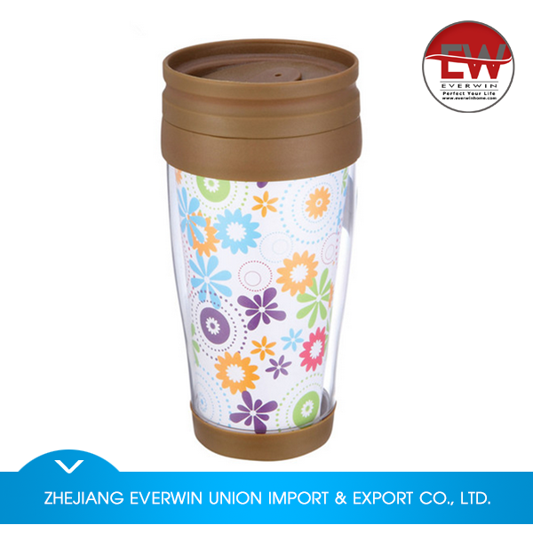Hot promotion special design stainless steel travel mug inserts fast shipping