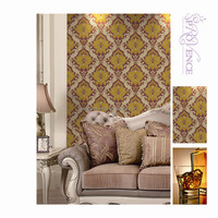 Modern decorative pvc wallpaper different types of wallpaper