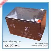 12v12ah storage rechargeable lead acid battery for solar panel