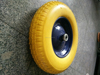 wheel barrow wheel , hand trolley wheel , flat free wheel 4.00-8