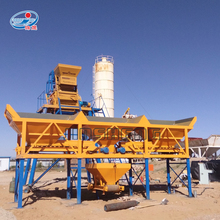 Mini Mix Concrete Batching Plant Price for Sale italy