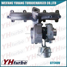 GT1749V Turbocharger 721021-0001 for Audi A3 1.9 TDI (8L)